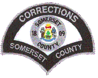 corrections office logo